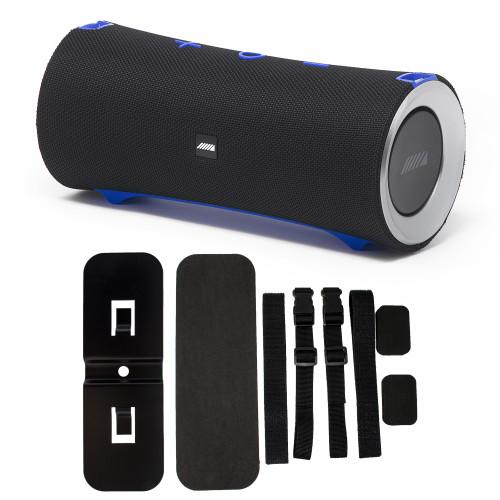 Alpine Turn1 Waterproof Bluetooth Speaker with Universal Roll Bar Mounting Kit