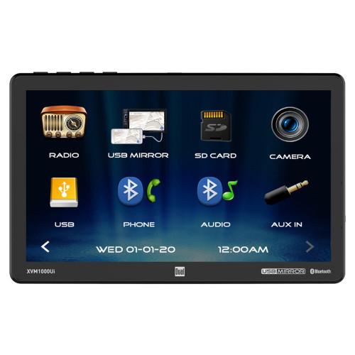 "Dual XVM1000UI 10"" Digital Media Receiver with Bluetooth"