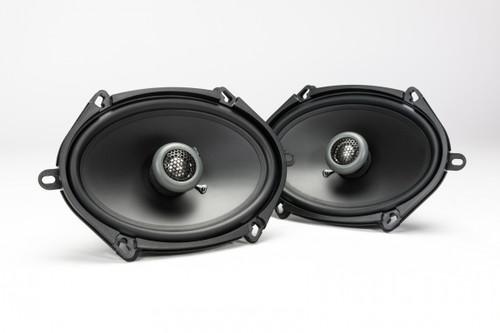 MB Quart Formula 5x7 / 6x8 inch 2-way coaxial car speakers - Open Box