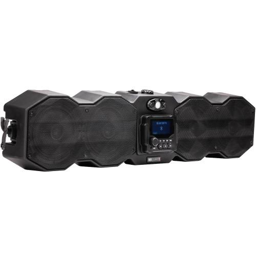 MB Quart MBQOH33-1 33 Inch Universal Overhead Audio System featuring AM/FM/Bluetooth.