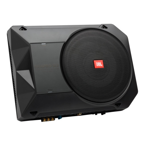 """JBL BASSPRO SL 2 BassPro Powered 8"""" Underseat Vehicle Hideaway Subwoofer System - Used Very Good"""