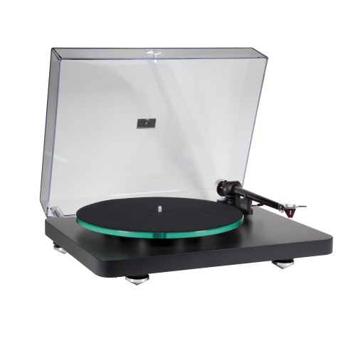 NAD C 588 Belt-Driven Turntable with Ortofon 2M Red Cartridge