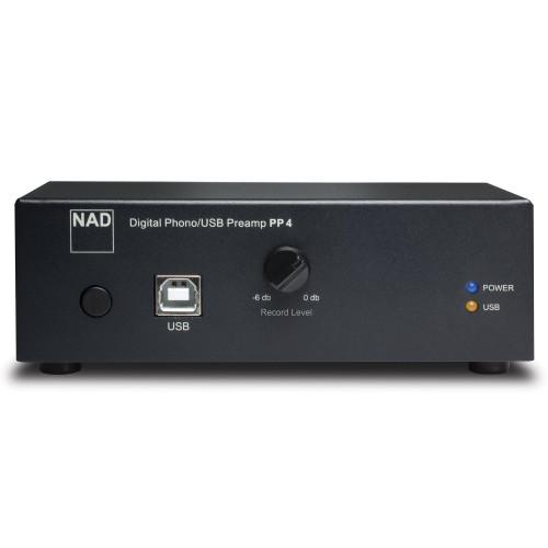 NAD PP4 Digital Phono/USB Preamplifier