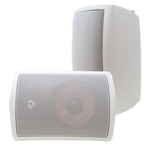 "Legrand HT7653WH 7000 Series 6.5"" Outdoor Speaker, Off-White (Pair)"