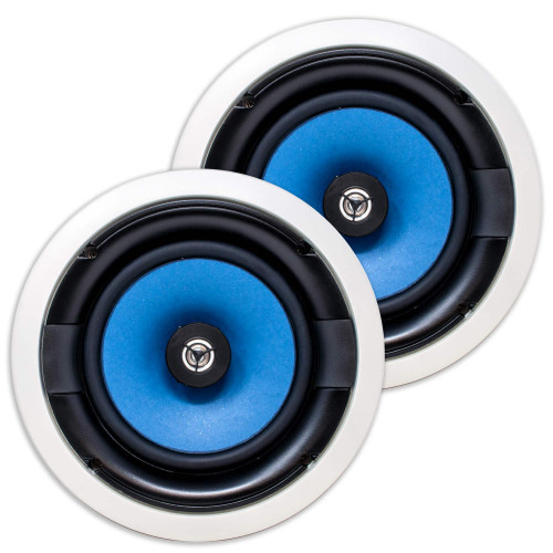 """Legrand MS3800 3000 Series 8"""" In-Ceiling Speakers (Pair)"""