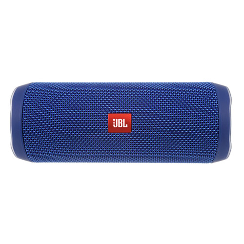 JBL Flip 4 full-featured waterproof portable Bluetooth speaker with surprisingly powerful sound – BLUE