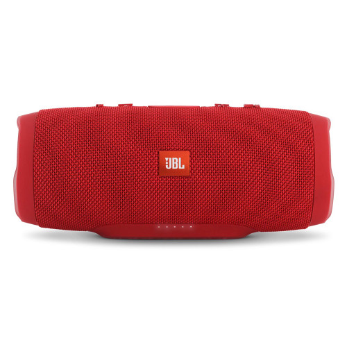 JBL CHARGE 3 full-featured waterproof portable Bluetooth speaker with surprisingly powerful sound – RED