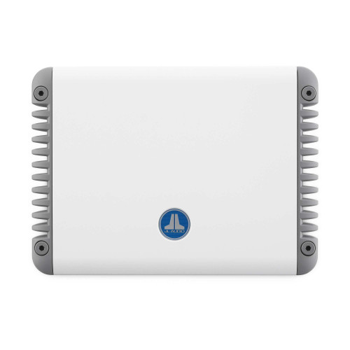 JL Audio MHD600/4-24v 600 watt24 volt4 channel marine full range switching amplifier4 x150 watts - Open Box