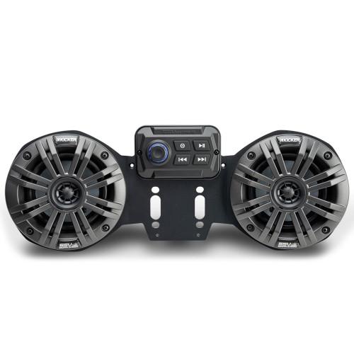 SSV Works RKR-2K2 CanAm Ryker 2-Speaker Audio Kit