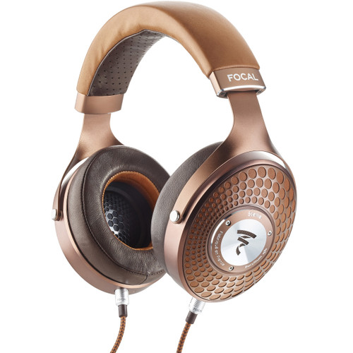 Focal Stellia High-Fidelity Closed-back Circum-Aural Headphones - Used Good