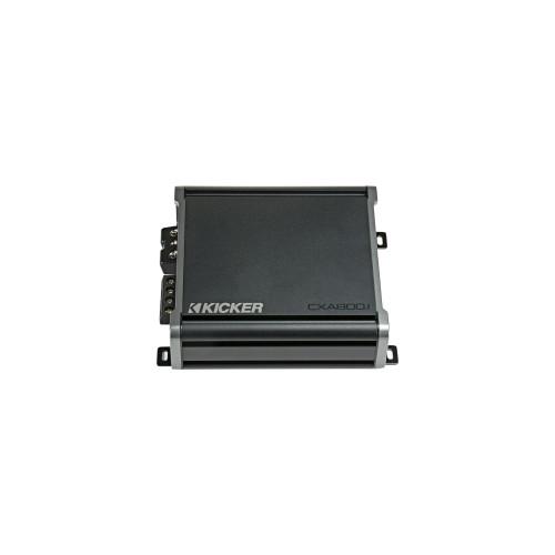 Kicker 46CXA8001 CXA8001 - 800-Watt Mono Class D Subwoofer Amp - Used Acceptable