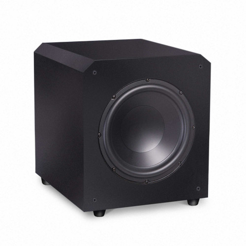 KLH Stratton 10 Powered Subwoofer - Carbon Black - Open Box