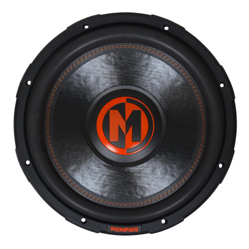 "Memphis Audio MJP1522 Mojo Pro Series 15"" Component Subwoofer With Dual 2-ohm Voice Coils"