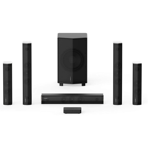 Enclave CineHome Pro 5.1 Wireless Home Theater/THX Certified/CineHub Edition