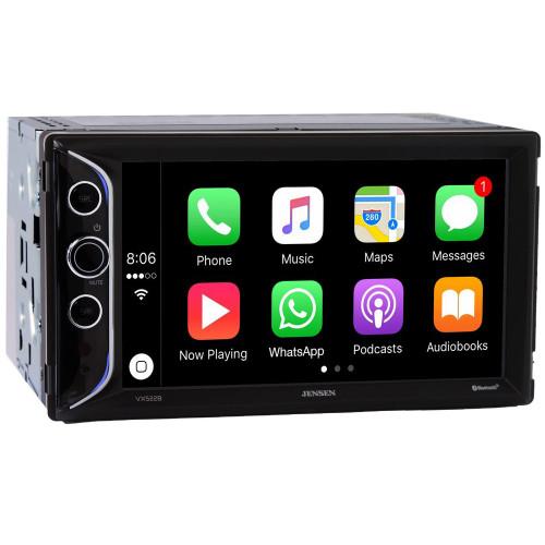 Jensen VX5228 CarPlay Car Stereo Receiver