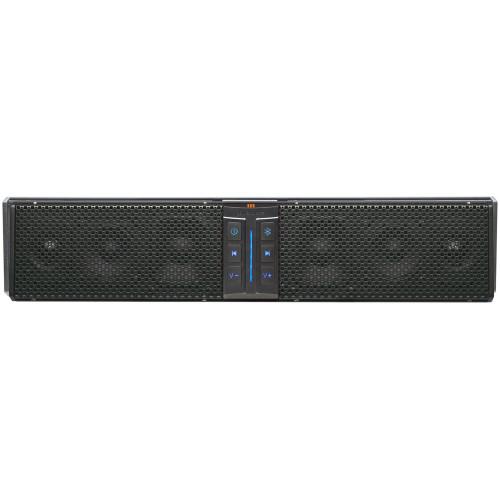 PowerBass XL-650 - 6 Speaker System Bluetooth Powersports Sound Bar - 250Wrms