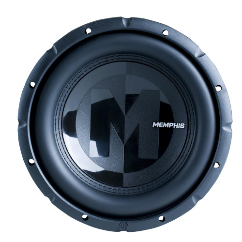 """Memphis Audio PRX1024 10"""" 4Ω or 2Ω Selectable Subwoofer"""