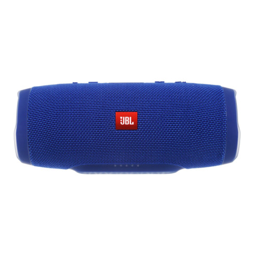JBL CHARGE 3 full-featured waterproof portable Bluetooth speaker with surprisingly powerful sound – BLUE