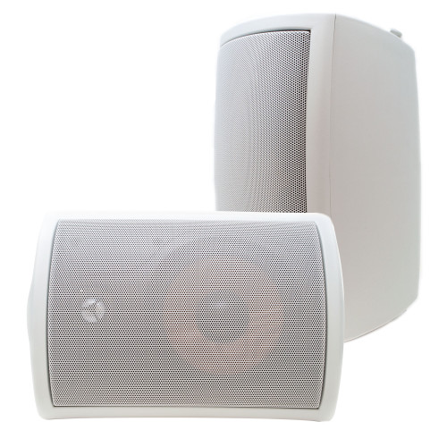 """Legrand HT7653WH 7000 Series 6.5"""" Outdoor Speaker, Off-White (Pair) - Used Very Good"""