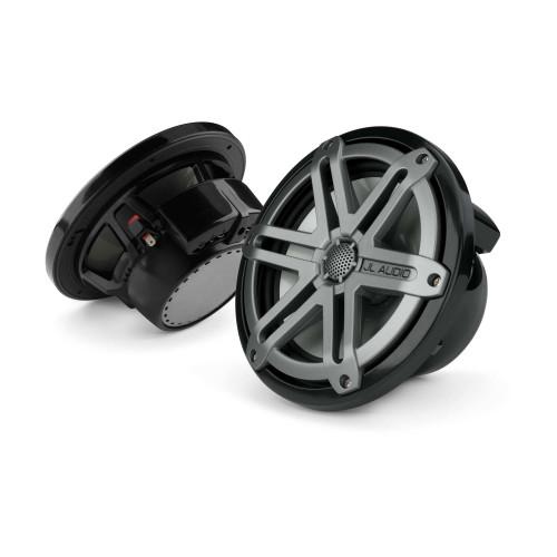JL Audio M770-TCX-SG-TB:7.7-inch (196 mm) Tower Coaxial System Titanium Sport Grilles - Like New