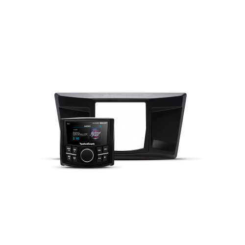Rockford Fosgate YXZ-STAGE1 Stereo Kit Compatible With Select Yxz Models