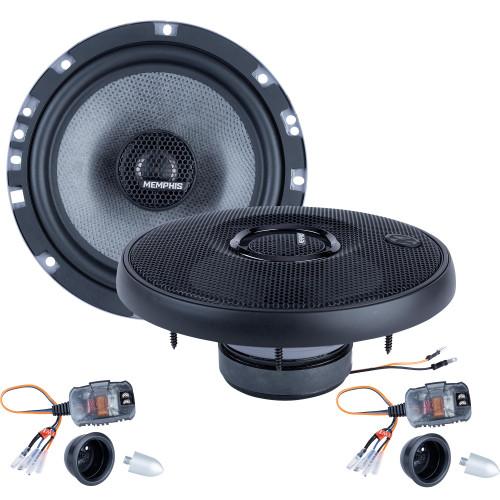 "Memphis Audio MS60 - 6.5"" Oversized Convertible Set"