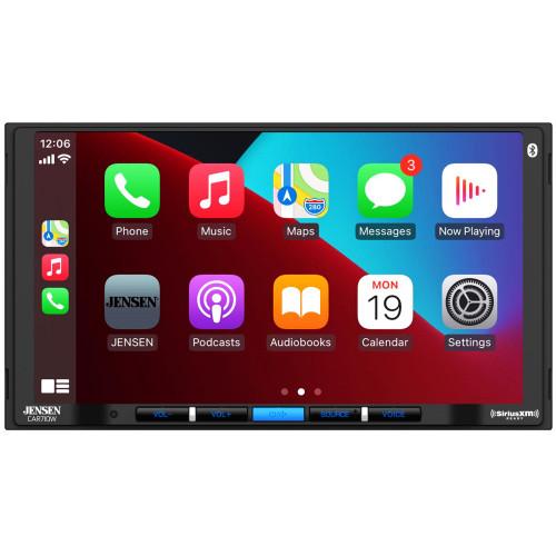 """Jensen CAR710W 7"""" Receiver With Wireless Carplay & Sirius XM-ready"""
