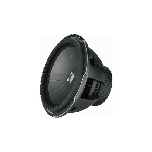 Kicker CompQ15 Q-Class 15-Inch (38cm) Subwoofer, Dual Voice Coil 2-Ohm - Used Good