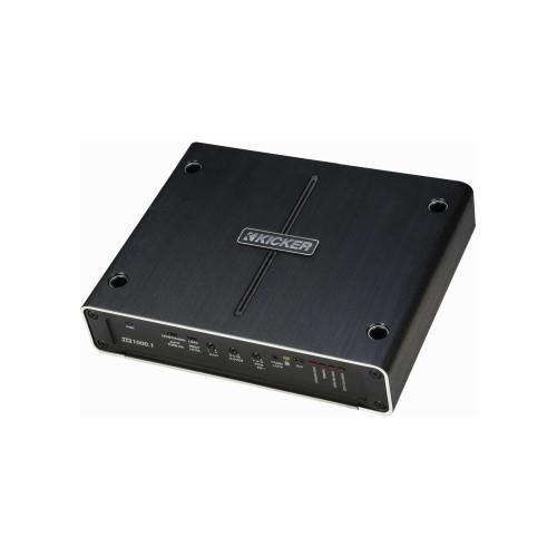 Kicker IQ1000.1 Q-Class Amplifier - Used Acceptable