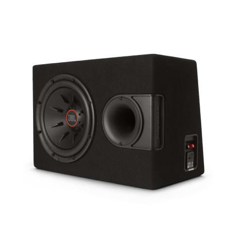 JBL S2-1024SS Series II 10 Inch Subwoofer with SSi Selectable Impedance - 2 or 4 Ohm - Used Acceptable