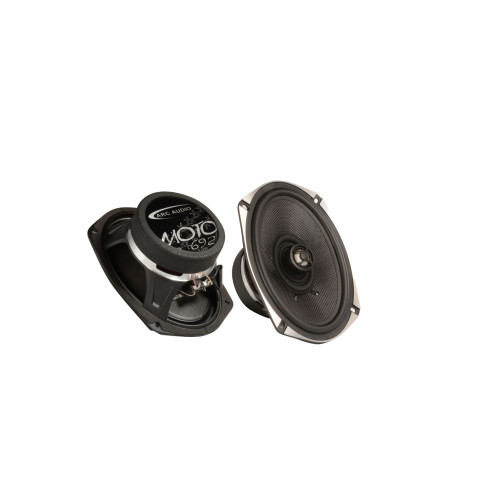 """Arc Audio MOTO692 6"""" x 9"""" Motorcycle Coaxial Speakers - Used Acceptable"""