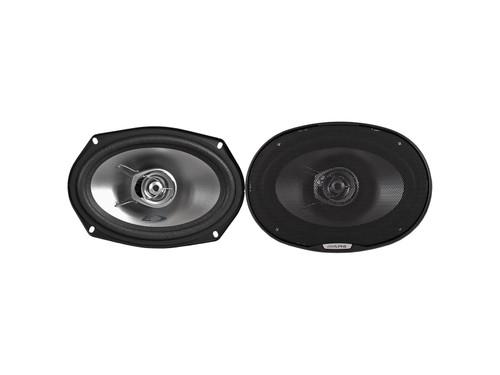 Alpine SXE-6925S 2-way 6x9 coaxial speakers - Used, Very Good