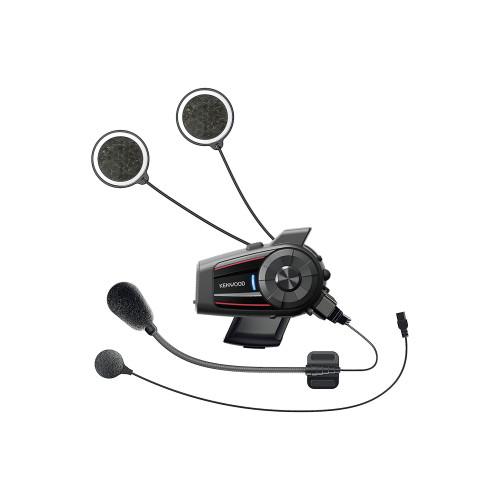 Kenwood KCA-HX7C Motorcycle Bluetooth Camera & Communication System