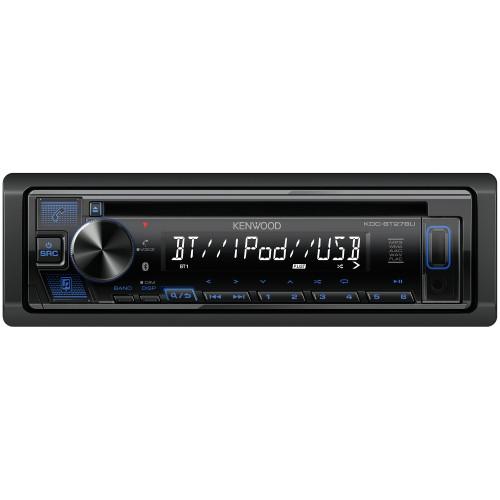 Kenwood KDC-BT278U Bluetooth single DIN CD receiver