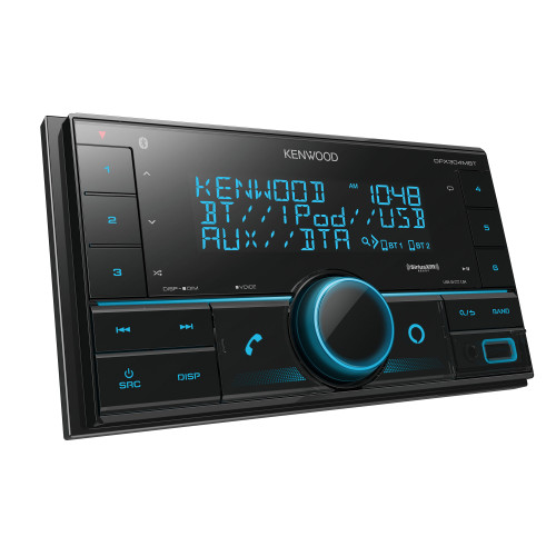 Kenwood DPX304MBT Bluetooth USB Double DIN CD receiver