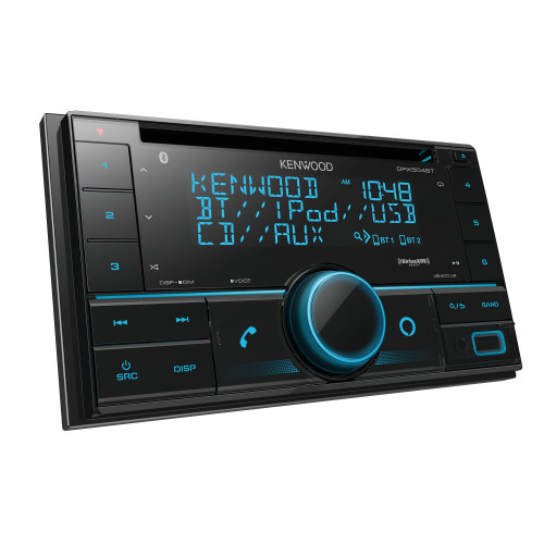 Kenwood DPX504BT Bluetooth USB Double DIN CD receiver