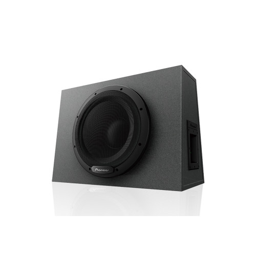 """Pioneer TS-WX1210A - 12"""" - 1200w Max Power, Built-In 350w Output Amplifier - Sealed Subwoofer"""