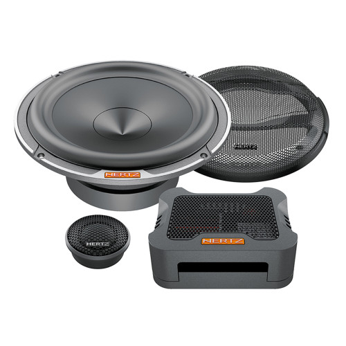 """Hertz Mille Pro Series MPK 165P3 6.5"""" Two-Way Pro Audio Component System 3 Ohm"""