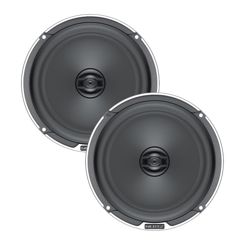 """Hertz Mille Pro Series MPX-1653 6.5"""" Pro Audio Two-Way Coaxial Speakers (Pair)"""