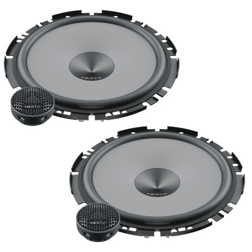 "Hertz UNO Series K-170 6.75"" Two-Way Component Speaker System"