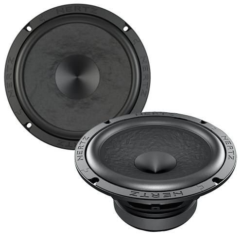 Hertz SPL Show Series SV-200L 8 in. (200mm) SPL 4-Ohm Woofers (Pair)