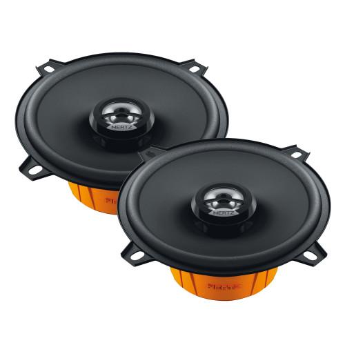 "Hertz Dieci Series DCX-1303 5.25"" Two-Way Coaxial Speakers - Pair"