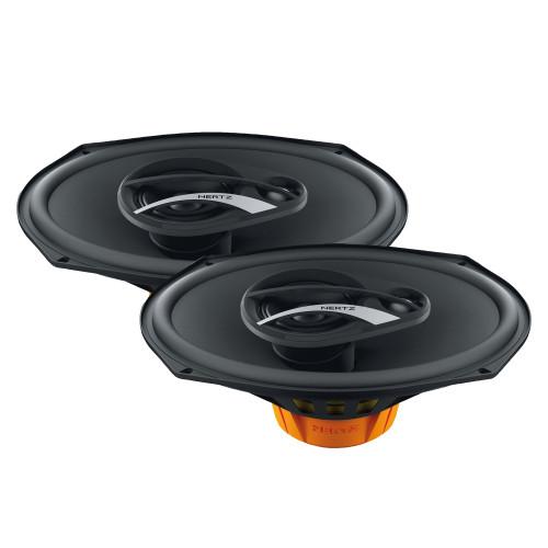 "Hertz Dieci Series DCX-6903 6x9"" Two-Way Coaxial Speakers - Pair"