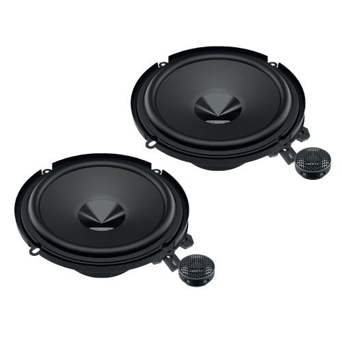 """Hertz Dieci Series DSK-1603 Component Speaker Kit 6"""" 2-Way: DV 160.3 + DT 24.3 + DX 300 + Grilles"""