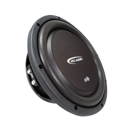 "ARC Audio A-Series Flat 10"" Subwoofer, Dual 4-Ohm, 500W Peak, 250W RMS"
