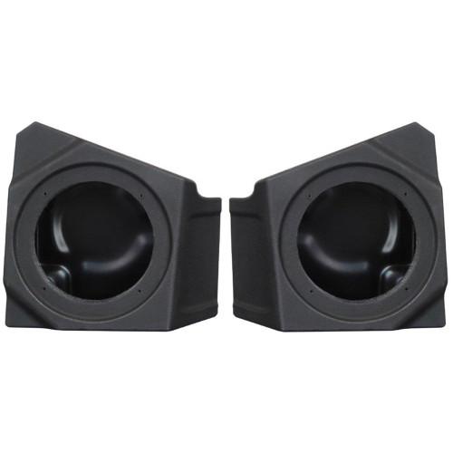 SSV Works KX-F65U Unloaded 2020+ Kawasaki Teryx KRX Front Kick Speaker Pods