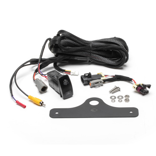 Rockford Fosgate MX-CAM-X317 Camera Plug and Play Harness and Mounting Kit for MX-CAM Compatible With Select CanAm X3