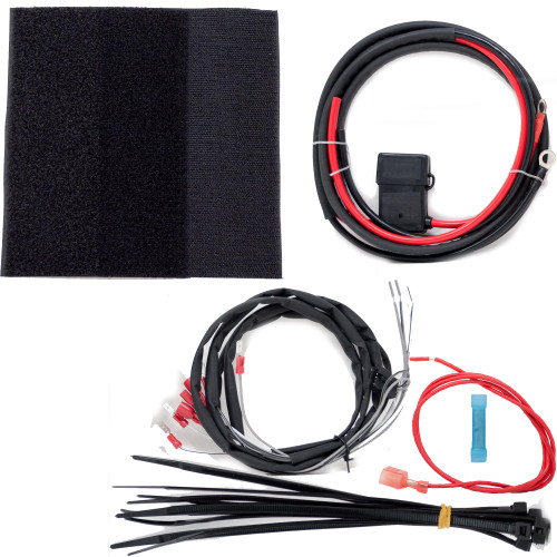 Arc Audio Harley Davidson Audio Harness Kit compatible with 1999-2013 HD Baggers