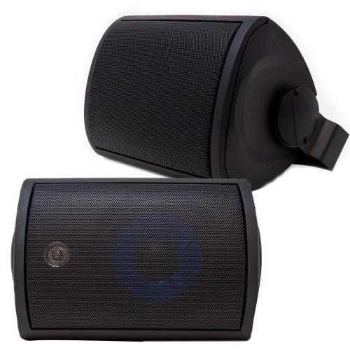 "Legrand MS3523BK 3000 Series 5.25"" Outdoor Speakers (Pair), Black - Open Box"