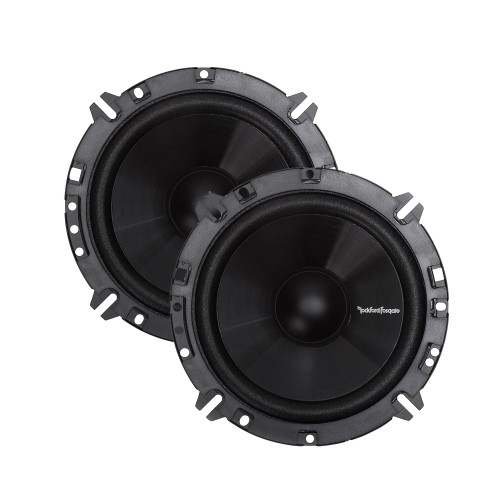 """Rockford Fosgate R16-S 6"""" 2-Way System- 40 Watts Rms, 80 Watts Peak, Grilles Included - Open Box"""